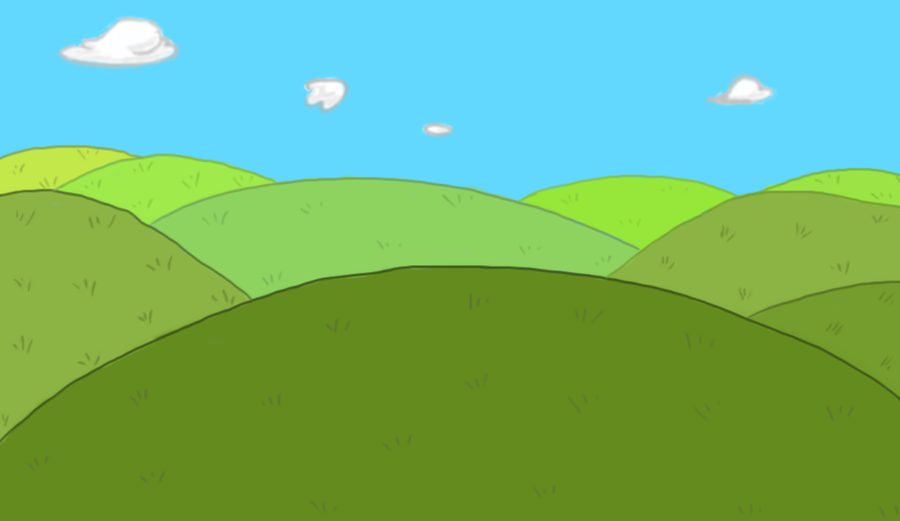 Adventure Time Background by WingedWarrior13 on DeviantArt