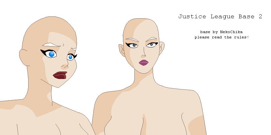 Justice League Base 2 by NekoChika