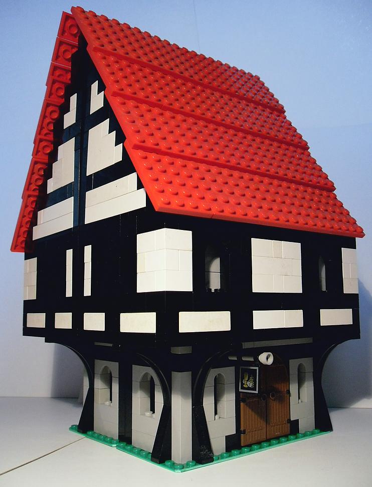 Fachwerkhaus by Lemniskate