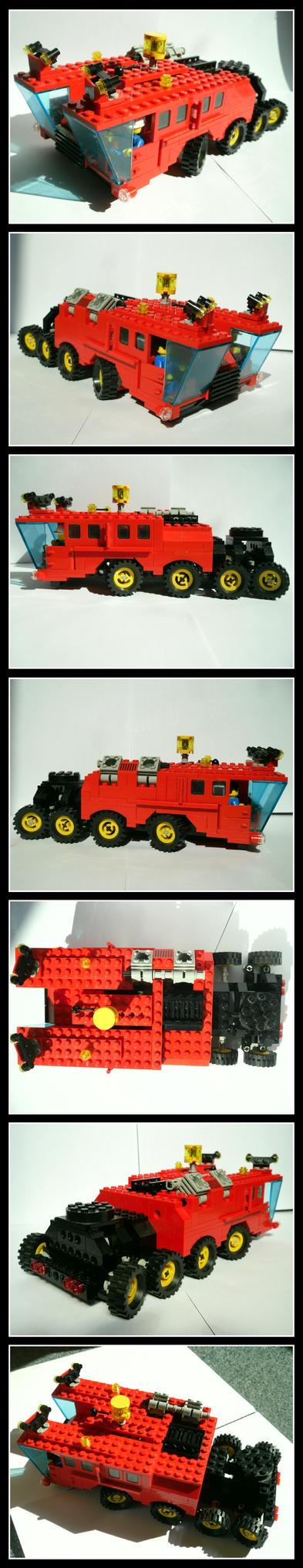 Zugmaschine by Lemniskate