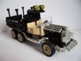 Desert truck by Lemniskate