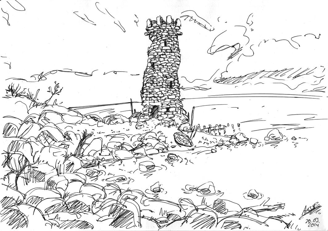 Stammsitz des Hauses Baelish by Lemniskate