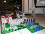 Big LEGO castle
