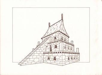 Villa in Foun by Lemniskate