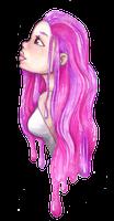 Rosy Melty Girl