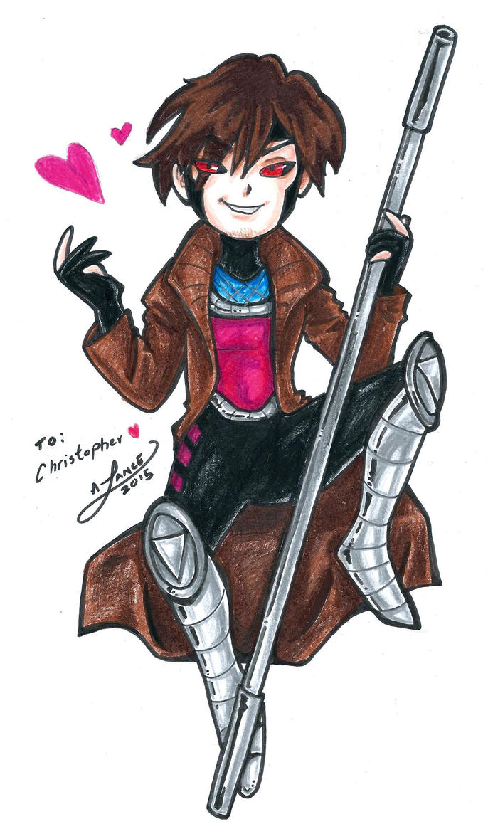 Gambit by aichan25