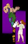 The Treasured Series - Caleb and Varron #5