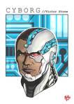 Cyborg // Victor Stone