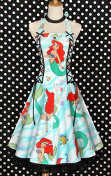 Little Mermaid Ariel Dress 1 by TheVintageDoctor