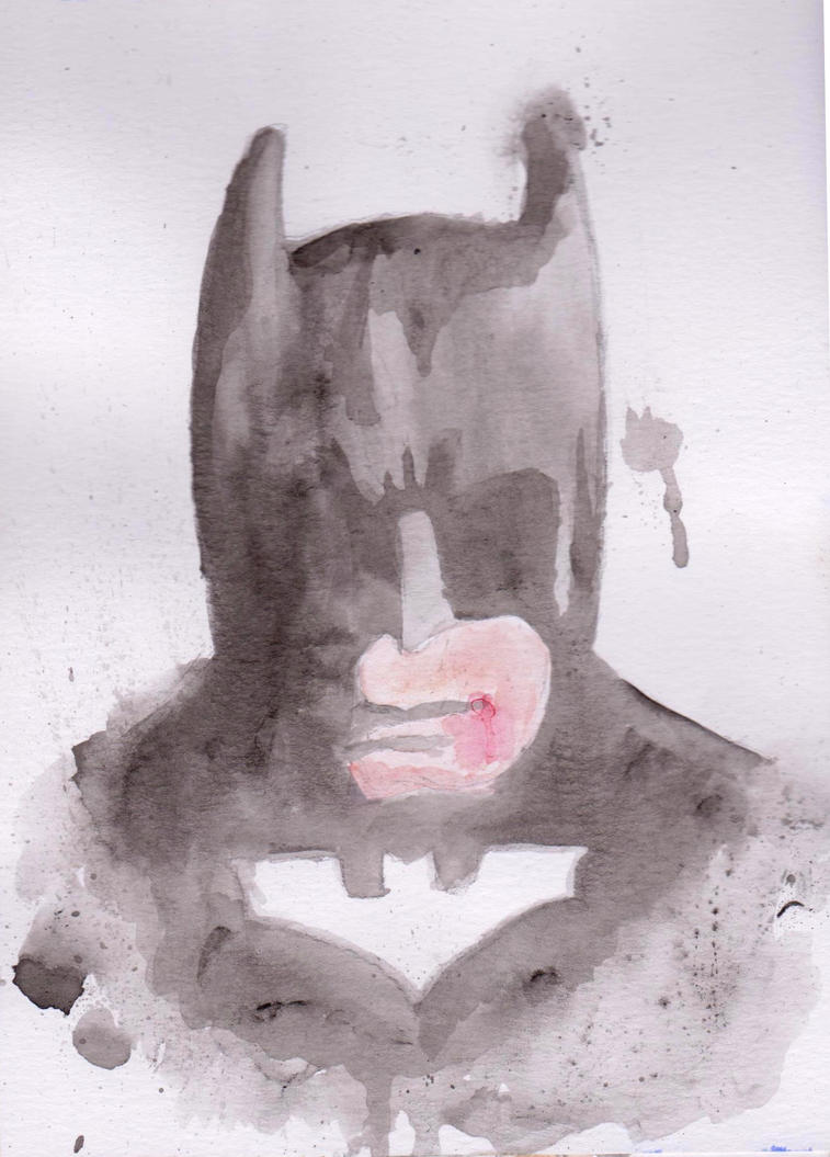 I am the Batman by CuriousBunnyClothing
