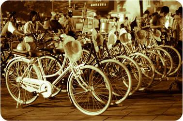Sepeda Tempo Dutch Colonizar by kiekie21