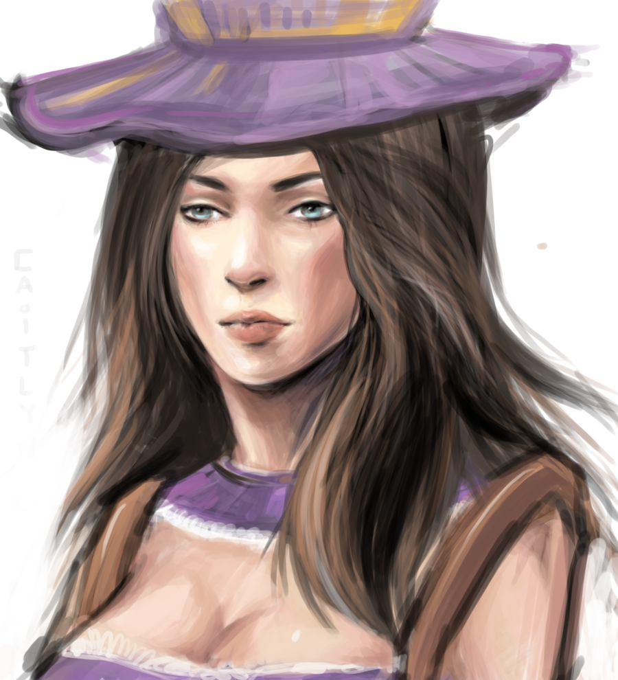 caitlyn by acorns