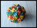 Floral Globe T. Icosahedron