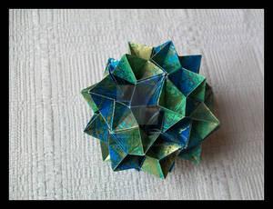 Origami star ball | Etsy | 230x300