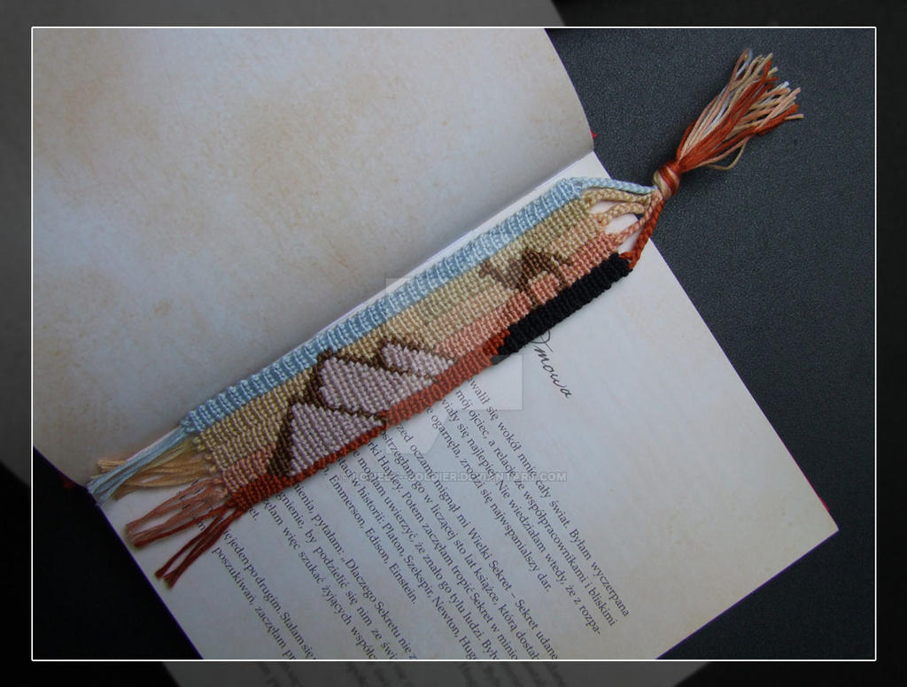 Egypt bookmark by lonely--soldier
