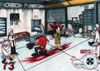 Call of Duty Black Ops Zombies by android17lover