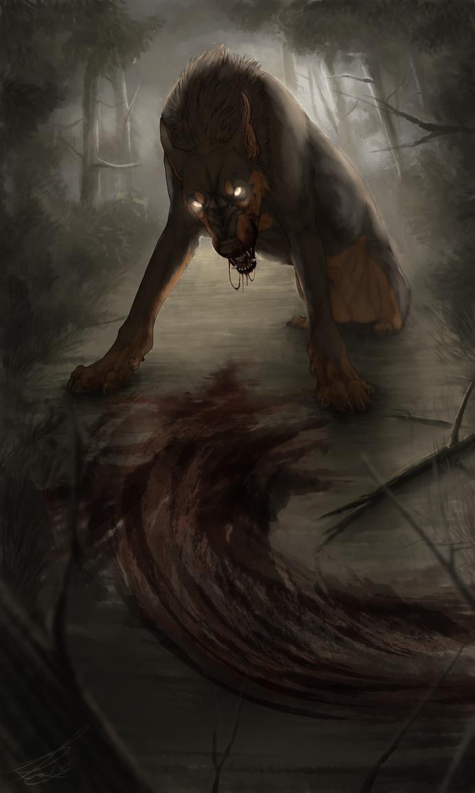 The Devil's Boneyard by Serphire