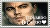 Leonardo DiCaprio Stamp by Serphire