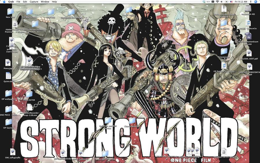 A Stronger World
