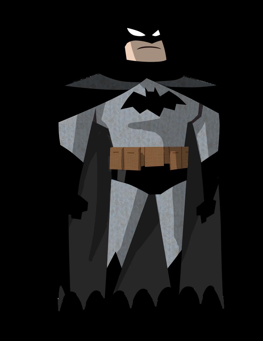 001 Batman by Banondorf