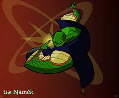 The Namek by Banondorf