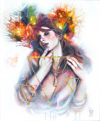 Dreams of Awakening by guillembe