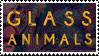 glass animals stamp by barkingkid