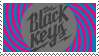 the black keys stamp by barkingkid
