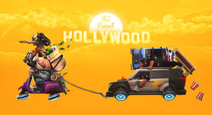 Overwatch: Hollywood Hot Pursuit
