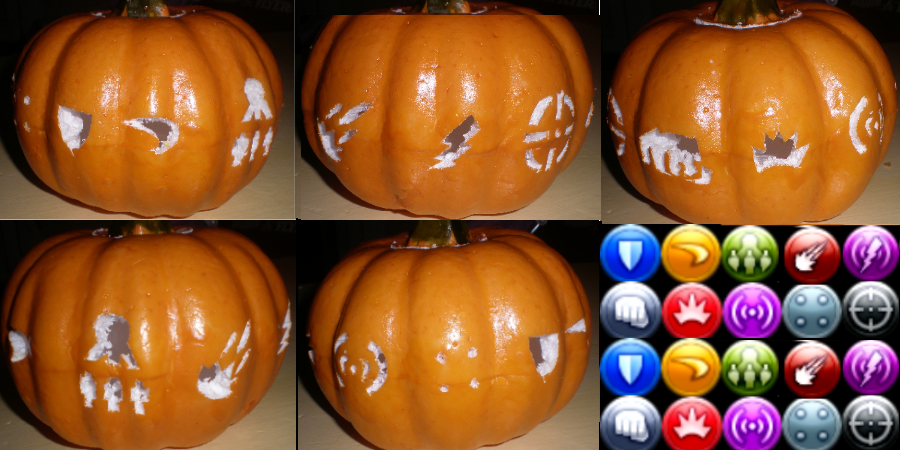 Pumpkin carving patterns ideas pictures februari