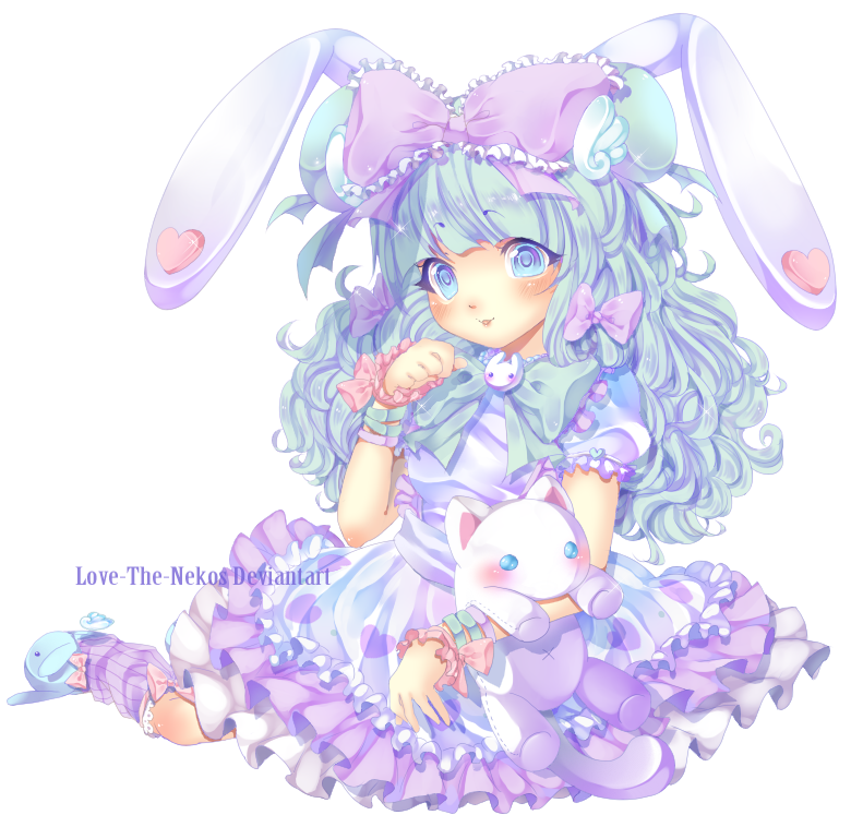 Gaia commission for cutesu 3 by Love-The-Nekos