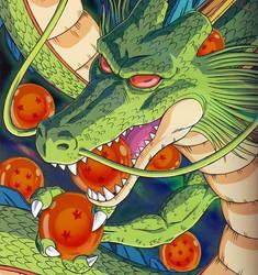 Dragons Balls by shinigamisgem