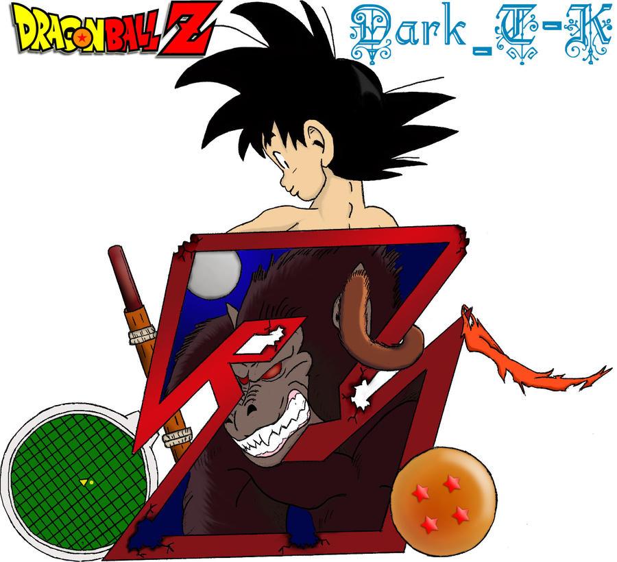 Goku Tribute Complete by shinigamisgem