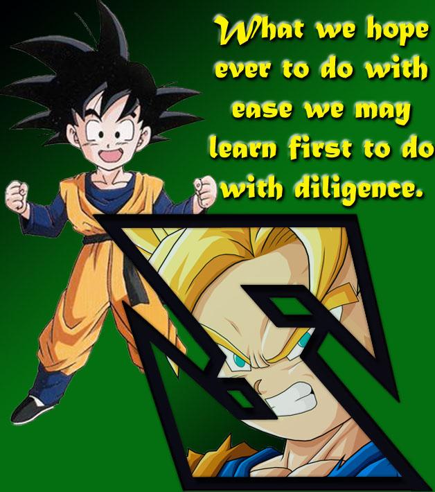 Diligence by shinigamisgem