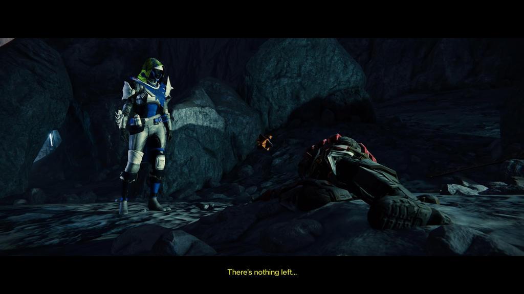 Destiny Death Of A Guardian by shinigamisgem