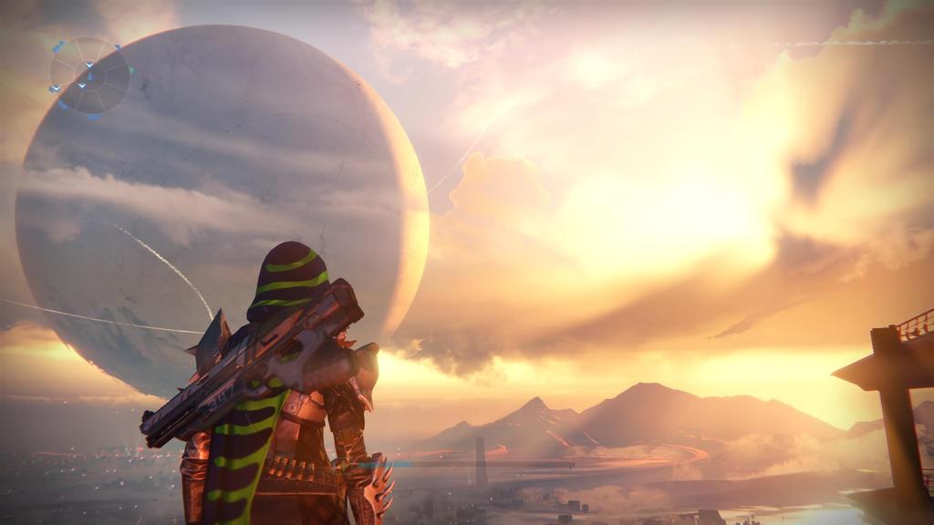 Destiny Traveler In The Sun by shinigamisgem