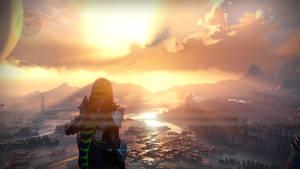 Destiny Setting Sun