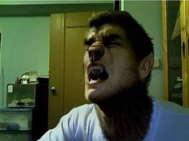 Redone Digital Werewolf by bakerman70