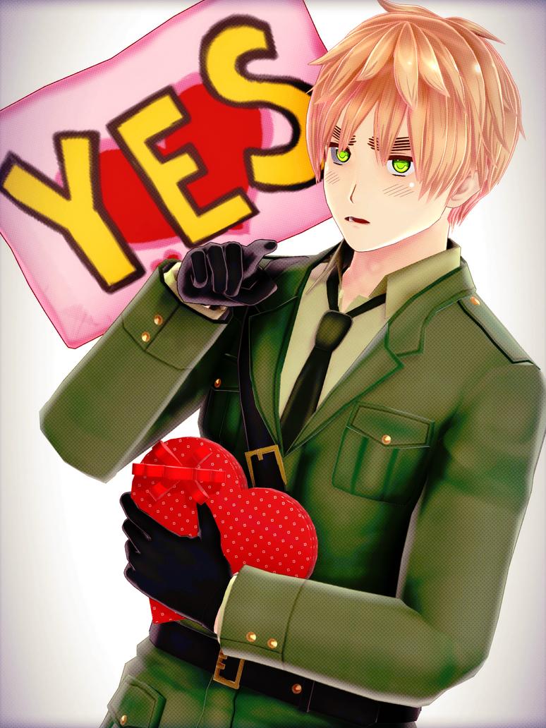 Valentines Special (1/5) by DokieTaco