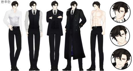 its ya boi jumin, and ur daughter calls me daddy by koiinu