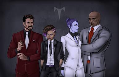 Talon + Suits