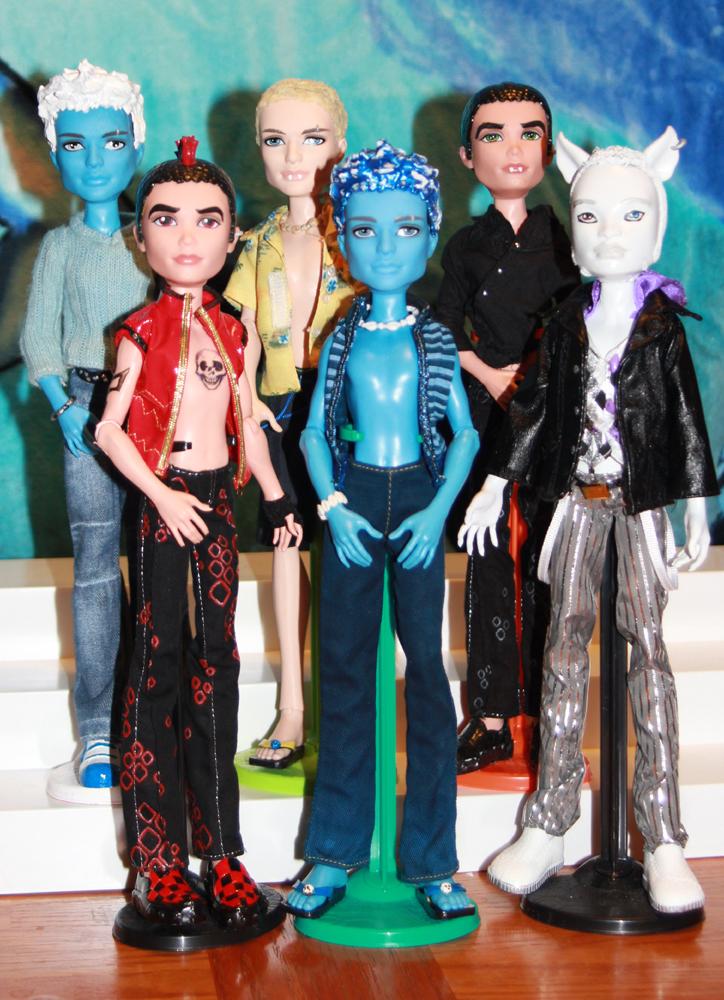 Monster High custom mansters by rainbow1977 on DeviantArt