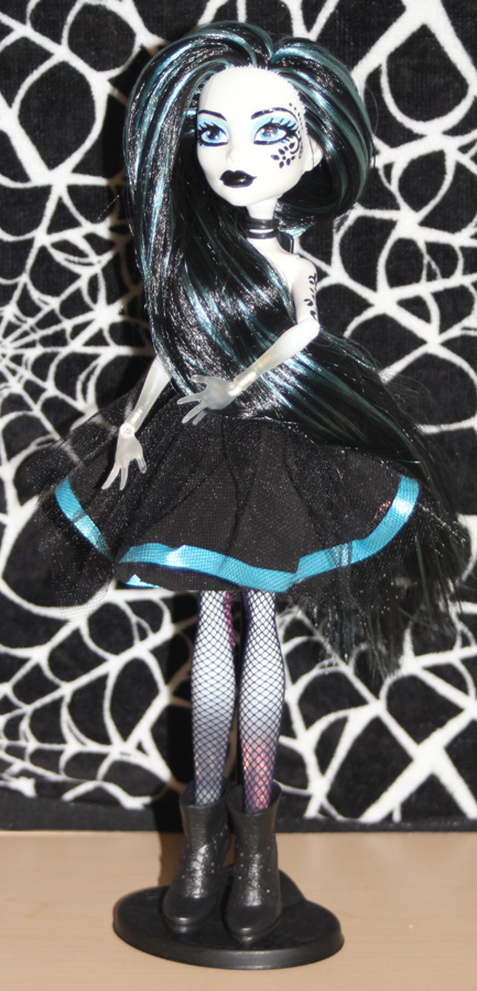 WIP custom ooak Monster High doll by rainbow1977
