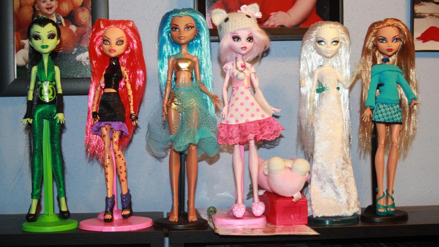 newest ooak dolls by rainbow1977