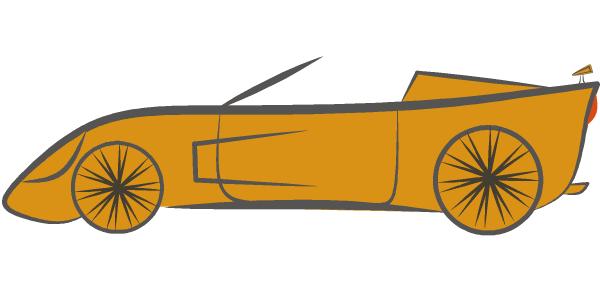 a car by thesparky007