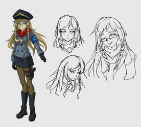 Commander of Twilight Concept