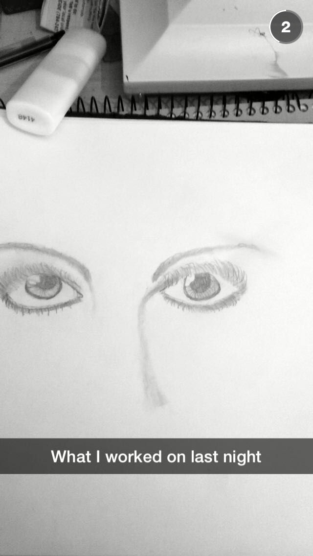 Eyes by PenguinLover13