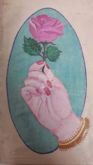 My Mother's Drawing 7