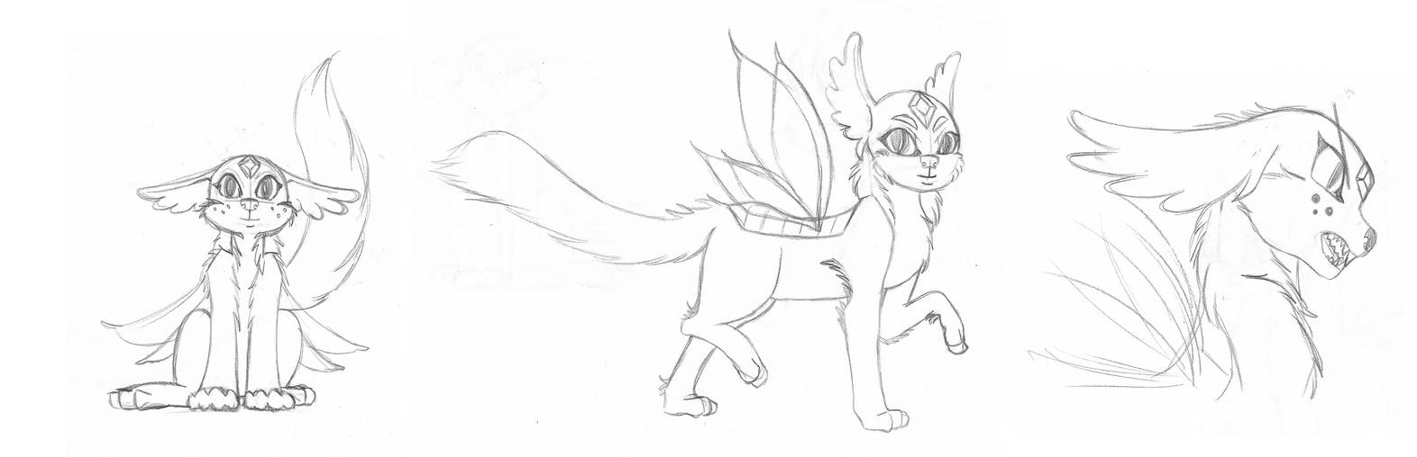 Contest Entry Sketch by Wildnature03
