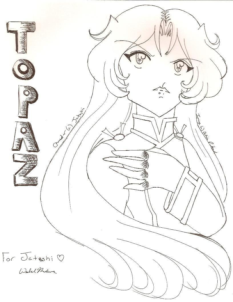 For Jateshi - Topaz Love WIP by Wildnature03